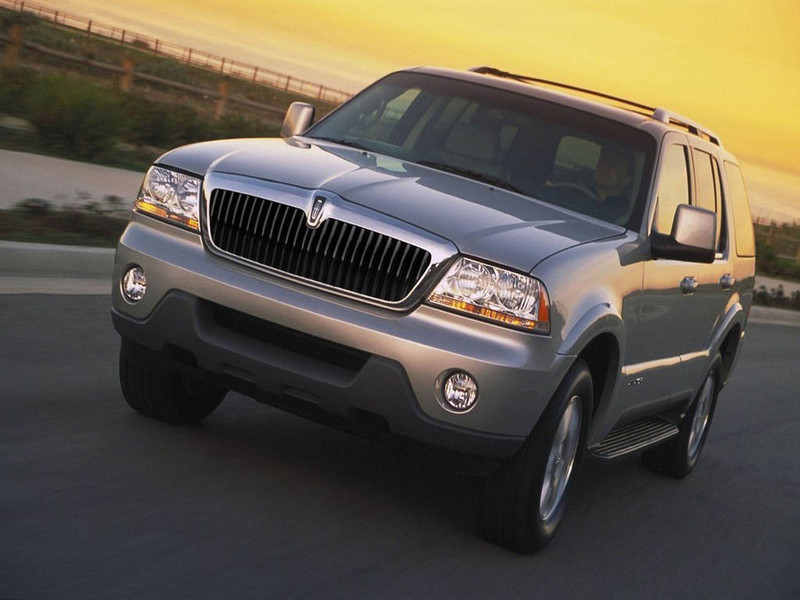 2004 Lincoln Aviator Top Speed