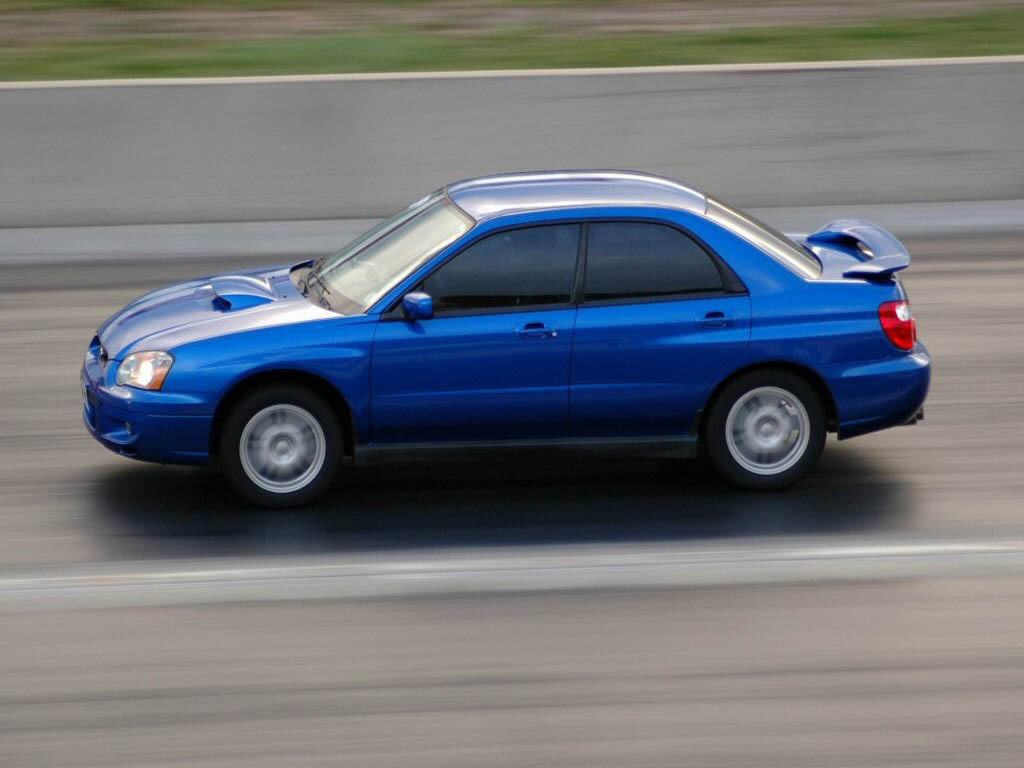 2004 Subaru Impreza WRX Review - Top Speed