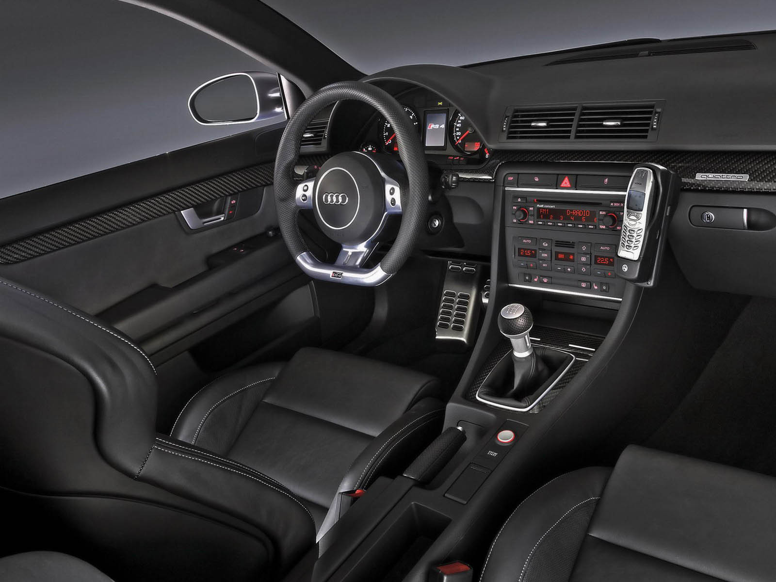 2005 Audi Rs4 Top Speed A4 Radio