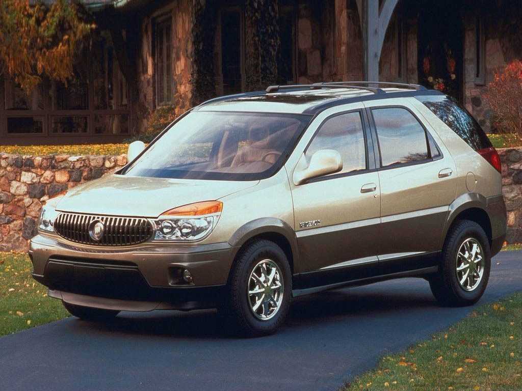 2005 Buick Rendezvous Review Top Speed