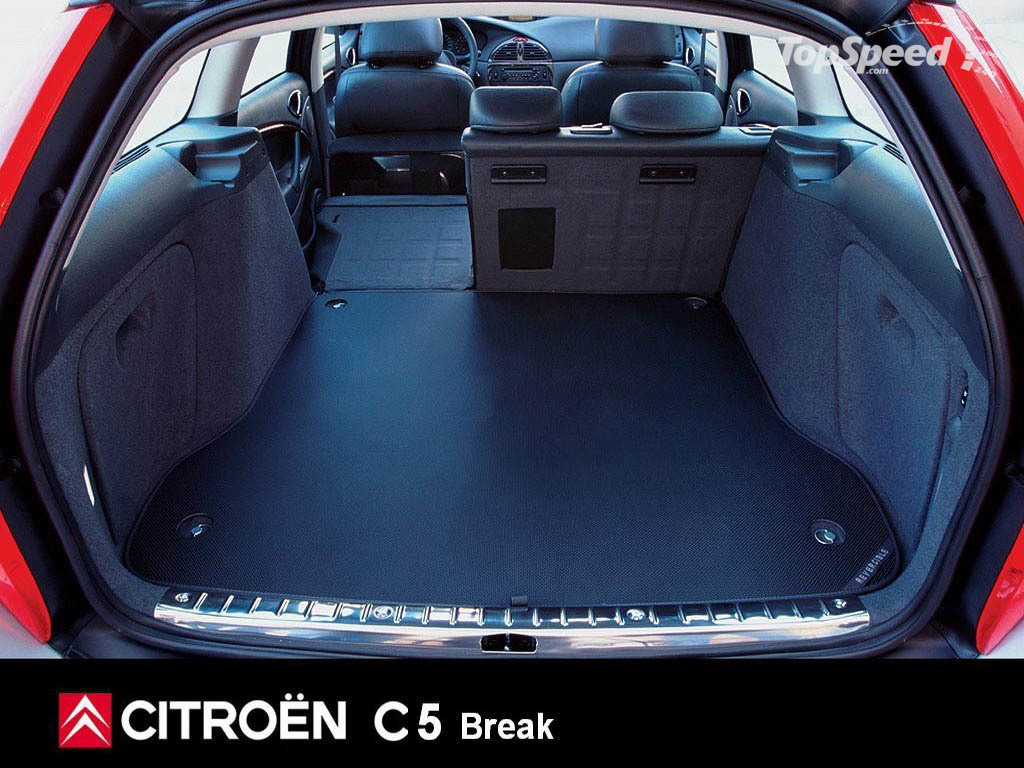 2005 citroen c5 break picture 3307 car review top speed. Black Bedroom Furniture Sets. Home Design Ideas