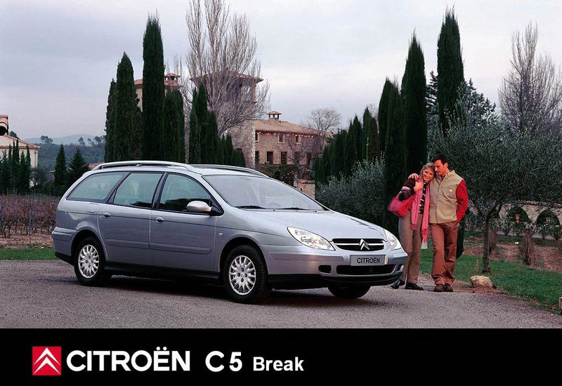 2005 citroen c5 break review top speed. Black Bedroom Furniture Sets. Home Design Ideas