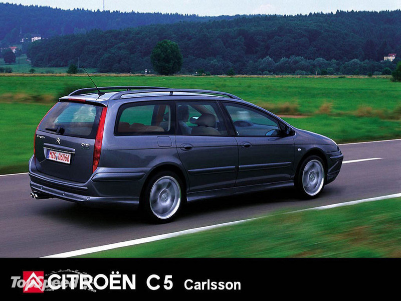 2005 citroen c5 carlsson picture 3318 car review top speed. Black Bedroom Furniture Sets. Home Design Ideas