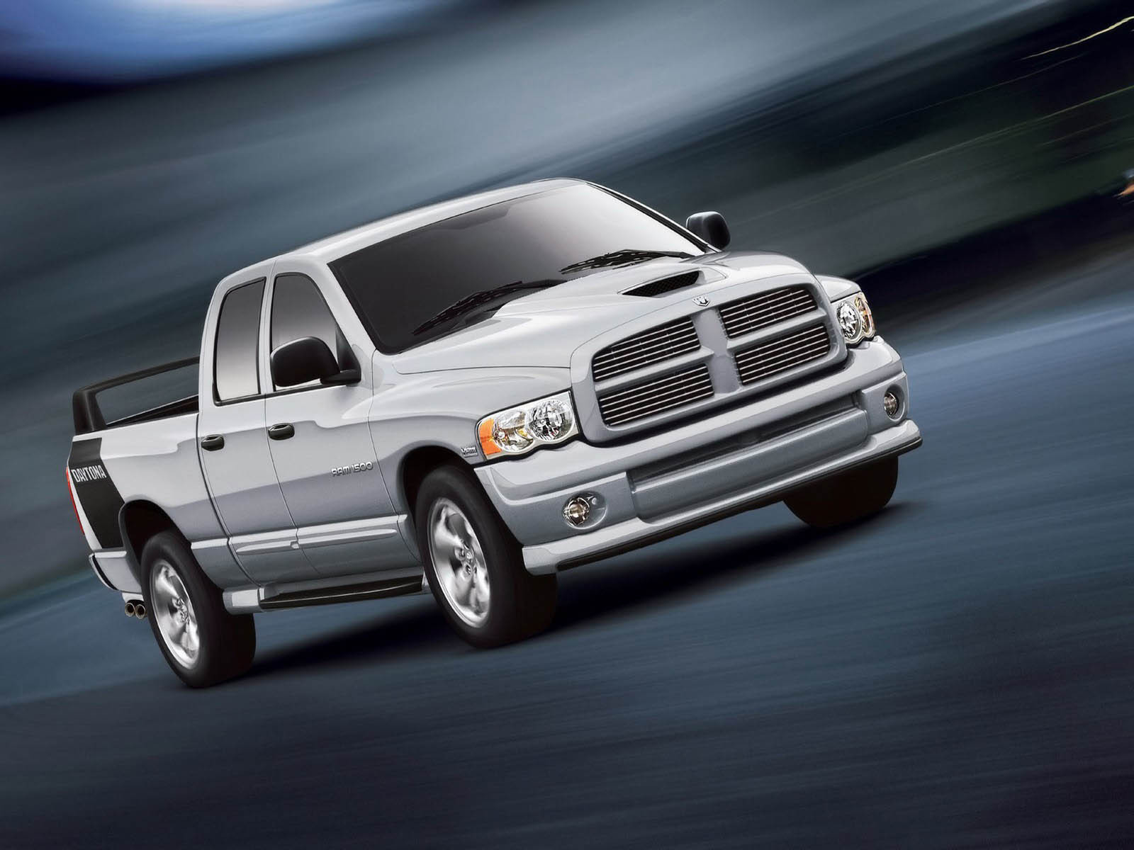 2005 Dodge Ram Daytona | Top Speed
