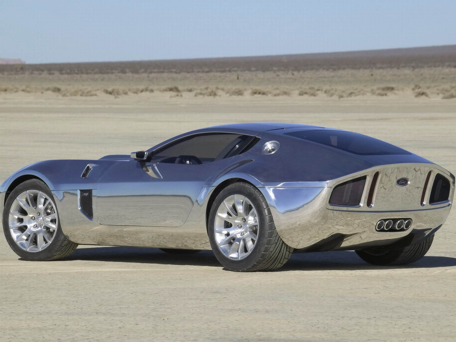 3cc2af6d27a8 The Forgotten 2004 Ford Shelby GR-1 Concept Is Finally Going To Production