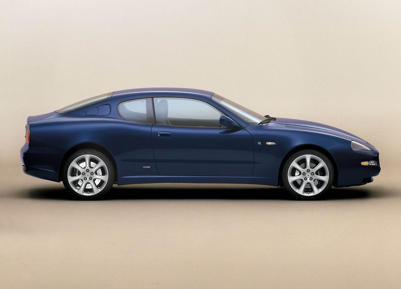 2002 - 2007 Maserati Coupe | Top Sd