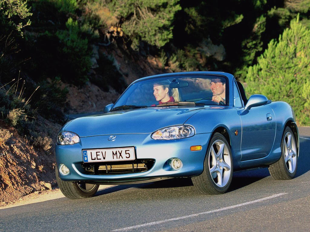 2005 mazda mx 5 miata review top speed. Black Bedroom Furniture Sets. Home Design Ideas