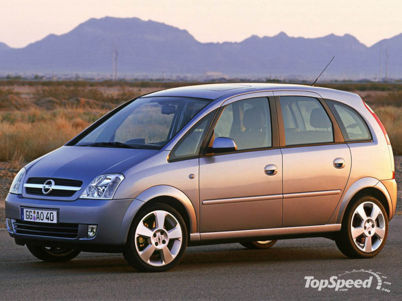 2005 opel meriva picture 12094 car review top speed. Black Bedroom Furniture Sets. Home Design Ideas
