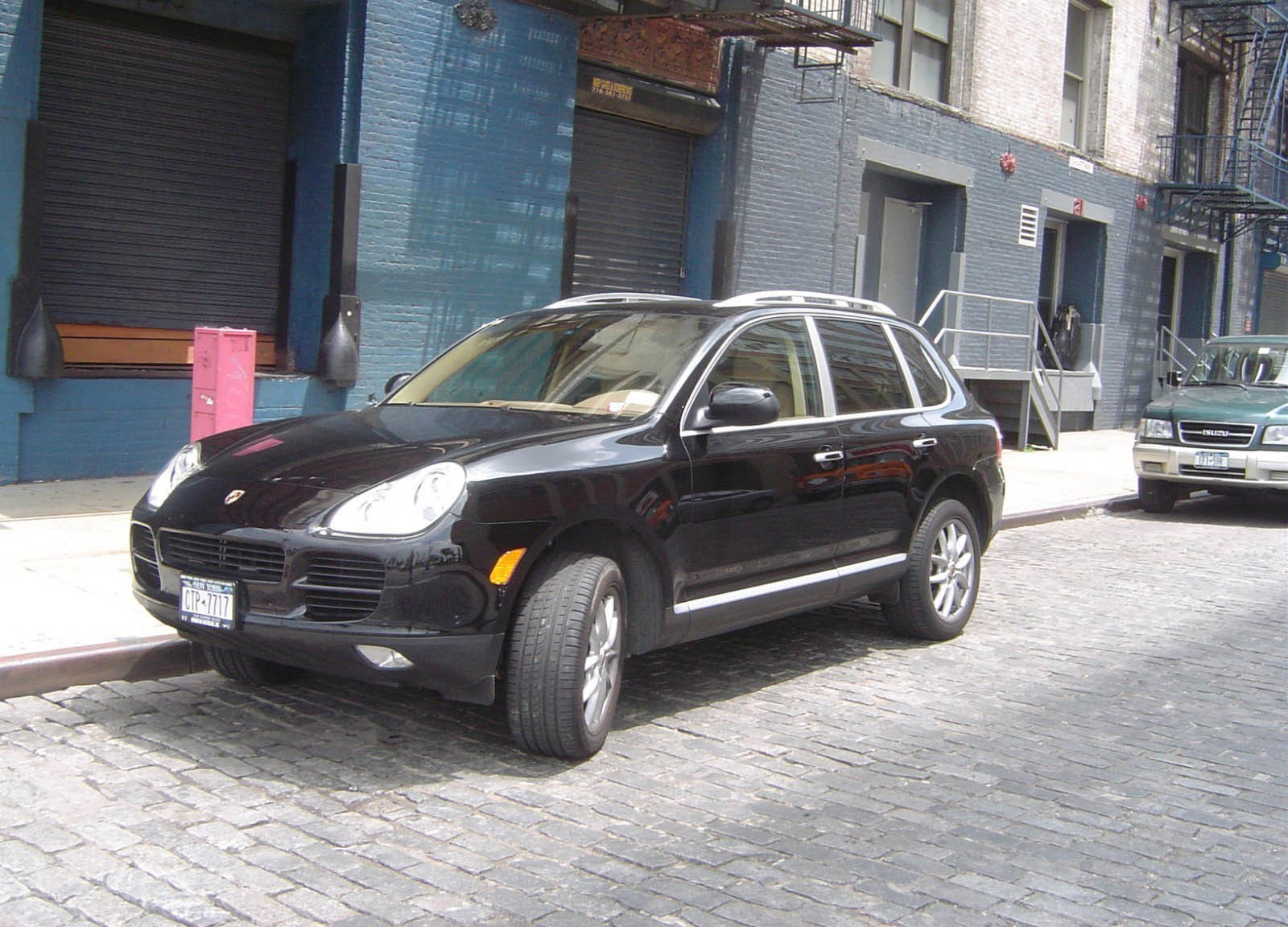 2005 Porsche Cayenne Turbo Top Speed