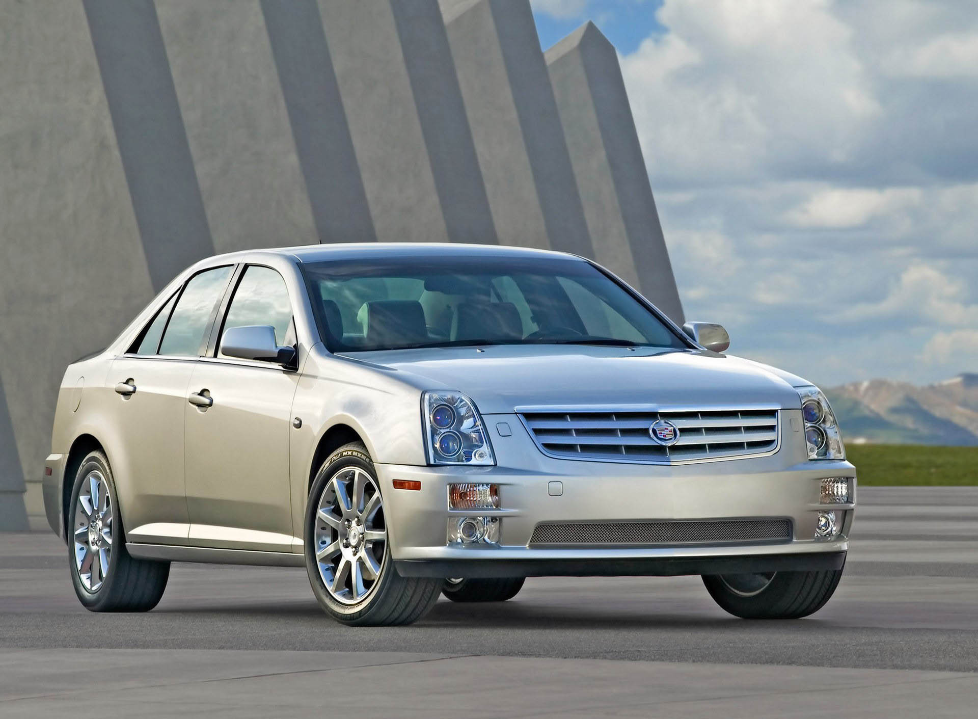 2006 Cadillac Sts Top Speed