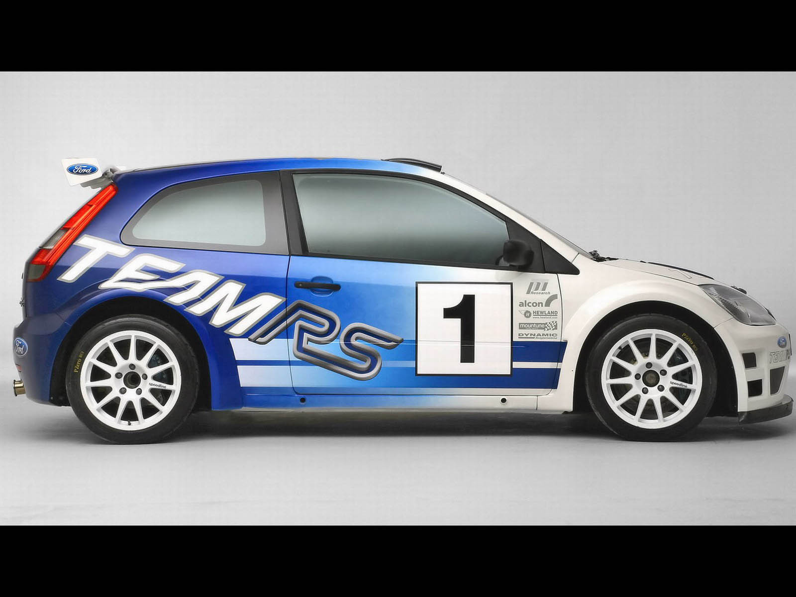 2006 Ford Focus Rs Wrc And Ford Fiesta Jwrc Top Speed