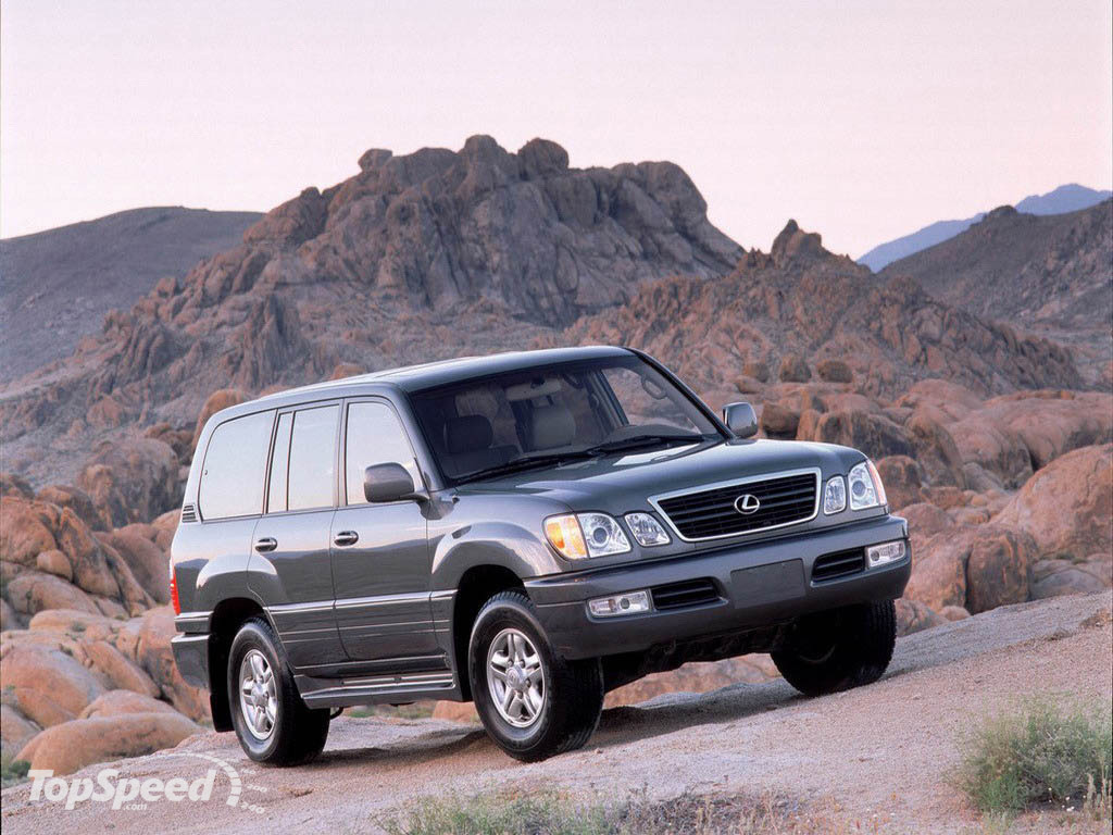 2006 lexus lx 470 picture 8966 car review top speed. Black Bedroom Furniture Sets. Home Design Ideas