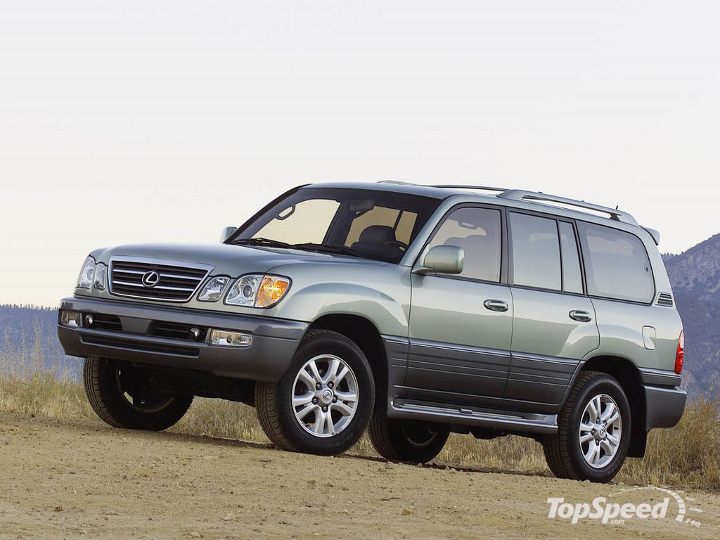 2006 lexus lx 470 picture 8973 car review top speed. Black Bedroom Furniture Sets. Home Design Ideas