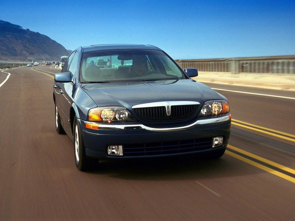2006 Lincoln Ls Gallery 8218 Top Speed