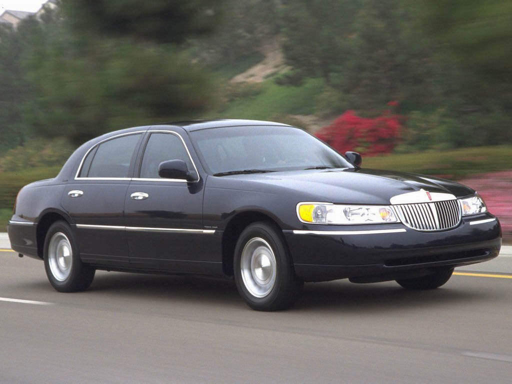 2006 Lincoln Town Car Gallery 8503