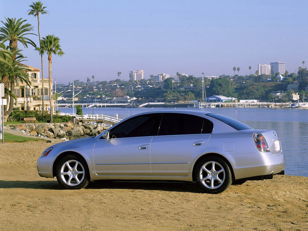 2006 nissan altima review - top speed