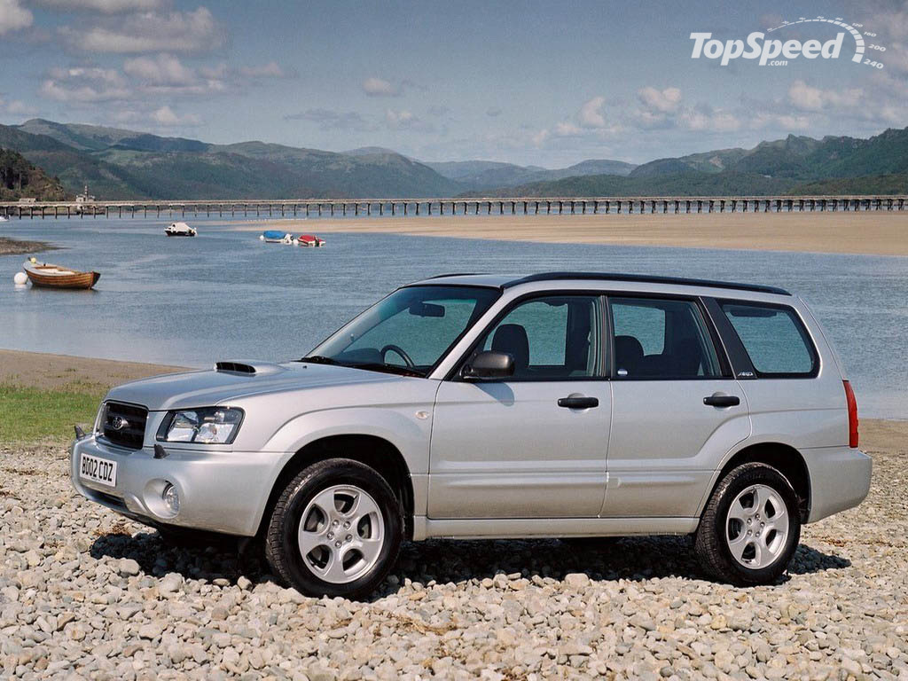 2006 subaru forester picture 15250 car review top speed. Black Bedroom Furniture Sets. Home Design Ideas