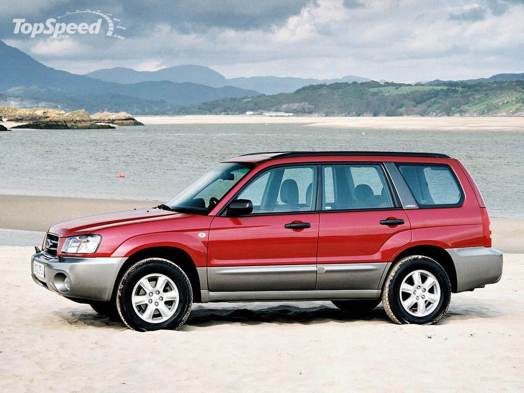2006 subaru forester picture 15235 car review top speed. Black Bedroom Furniture Sets. Home Design Ideas