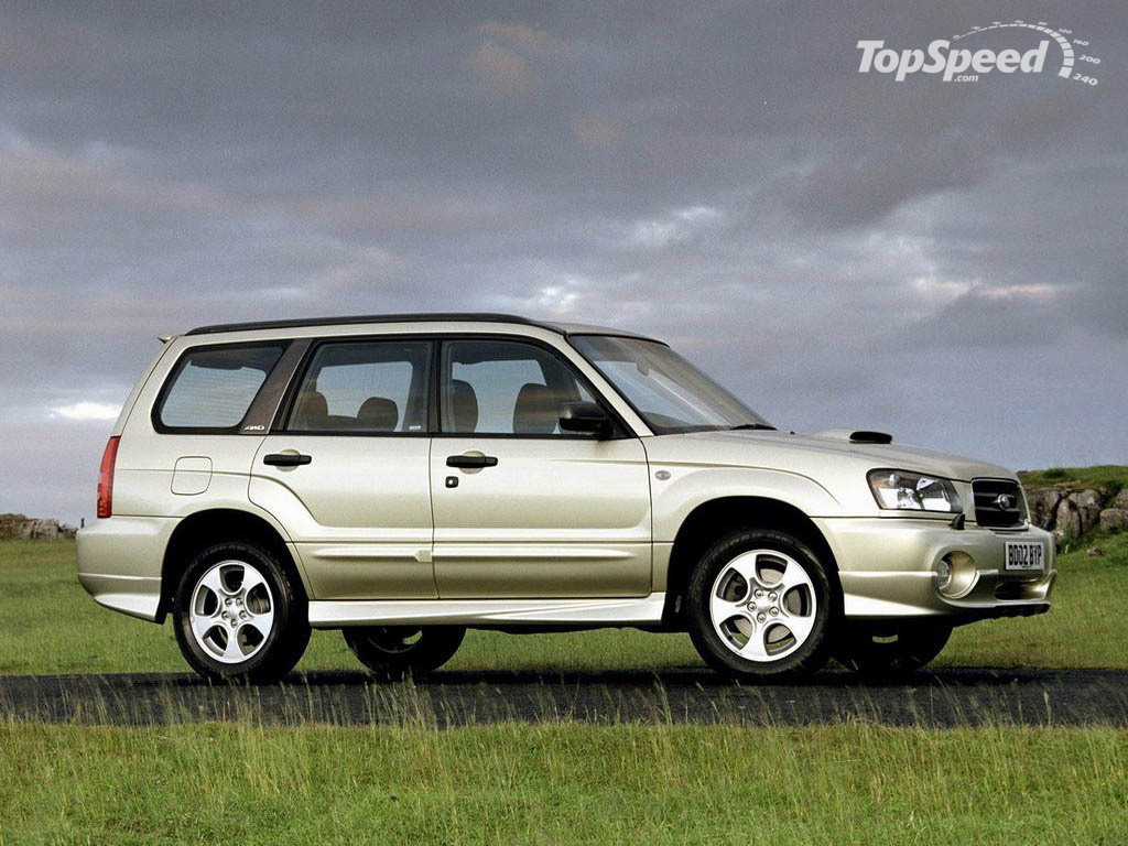 2006 subaru forester picture 15256 car review top speed. Black Bedroom Furniture Sets. Home Design Ideas