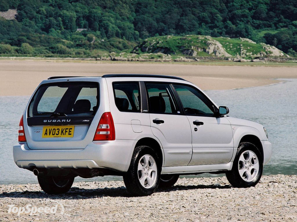 2006 subaru forester picture 15259 car review top speed. Black Bedroom Furniture Sets. Home Design Ideas