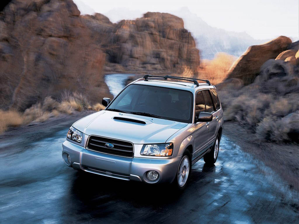 Reliable Sports Cars: 2006 Subaru Forester