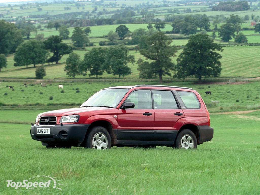 2006 subaru forester picture 15240 car review top speed. Black Bedroom Furniture Sets. Home Design Ideas