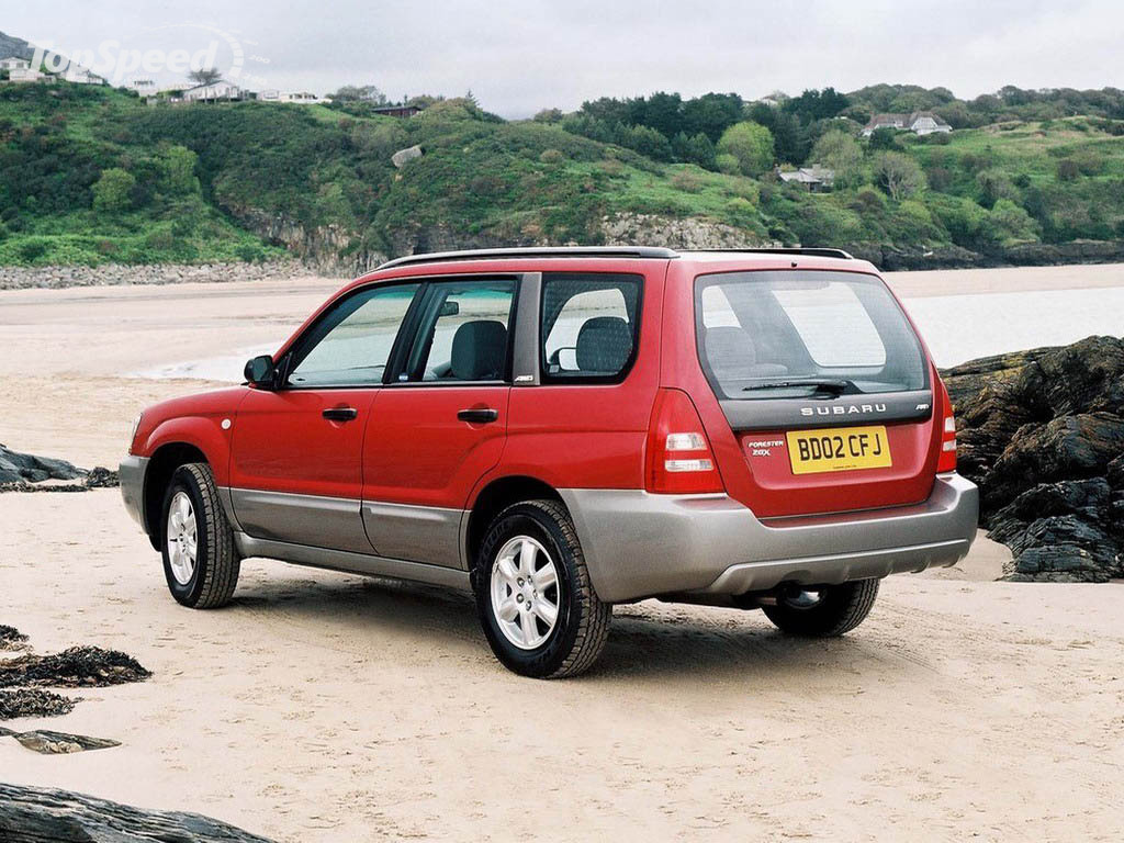 2006 subaru forester picture 15234 car review top speed. Black Bedroom Furniture Sets. Home Design Ideas