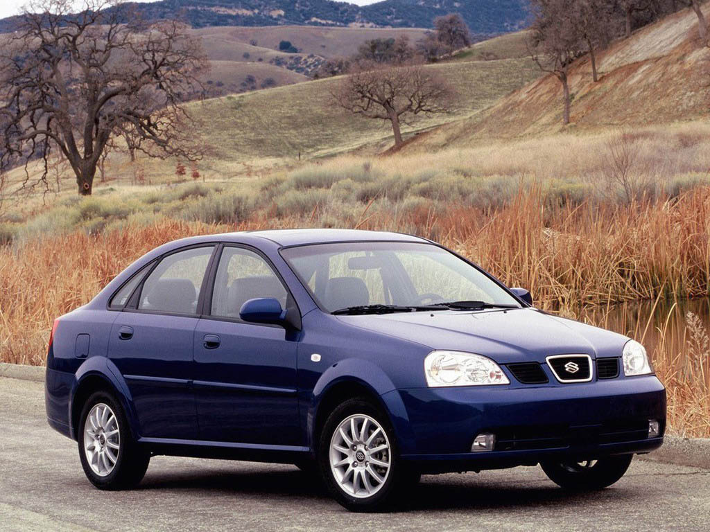 The forenza is suzuki s compact sedan designed to offer value conscious shoppers a high level of standard features an excellent warranty