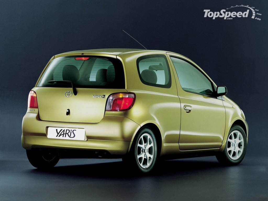 2006 toyota yaris picture 16363 car review top speed. Black Bedroom Furniture Sets. Home Design Ideas