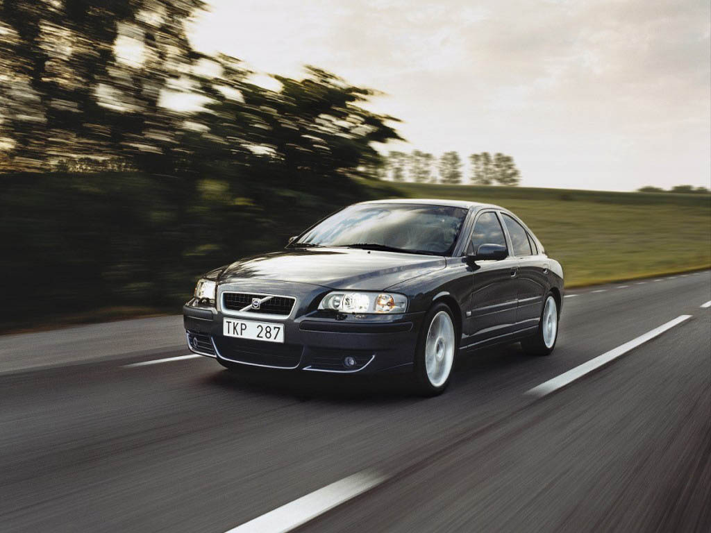 2006 Volvo S60 R | Top Speed