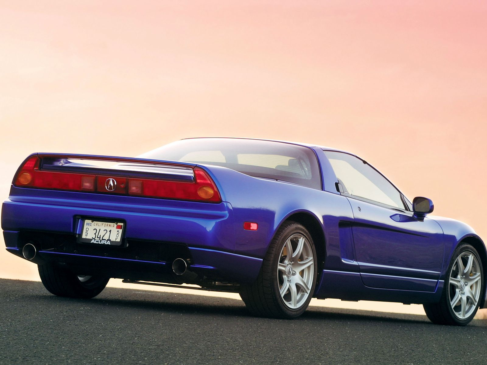 1990 - 2005 Honda NSX | Top Speed