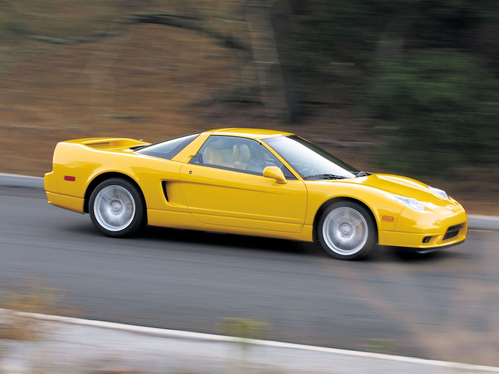 1990   2005 Honda NSX Review   Top Speed. »