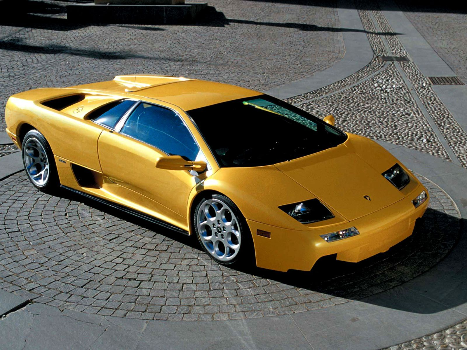 1990 2001 Lamborghini Diablo Top Speed
