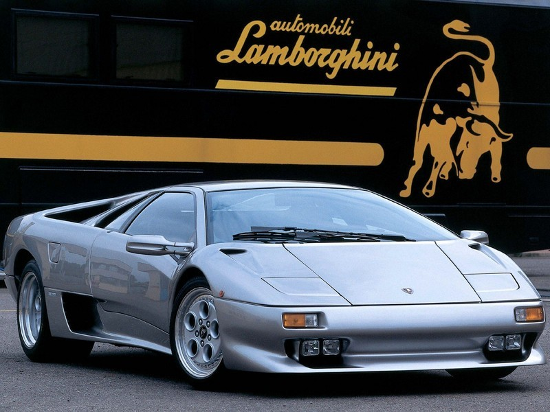 1990   2001 Lamborghini Diablo | Top Speed. »