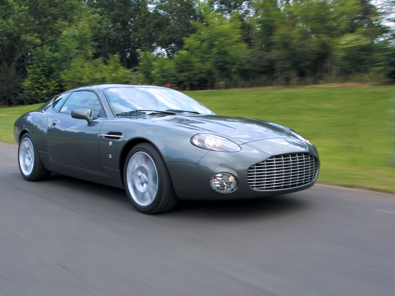 Aston Martin Db7 Cost New