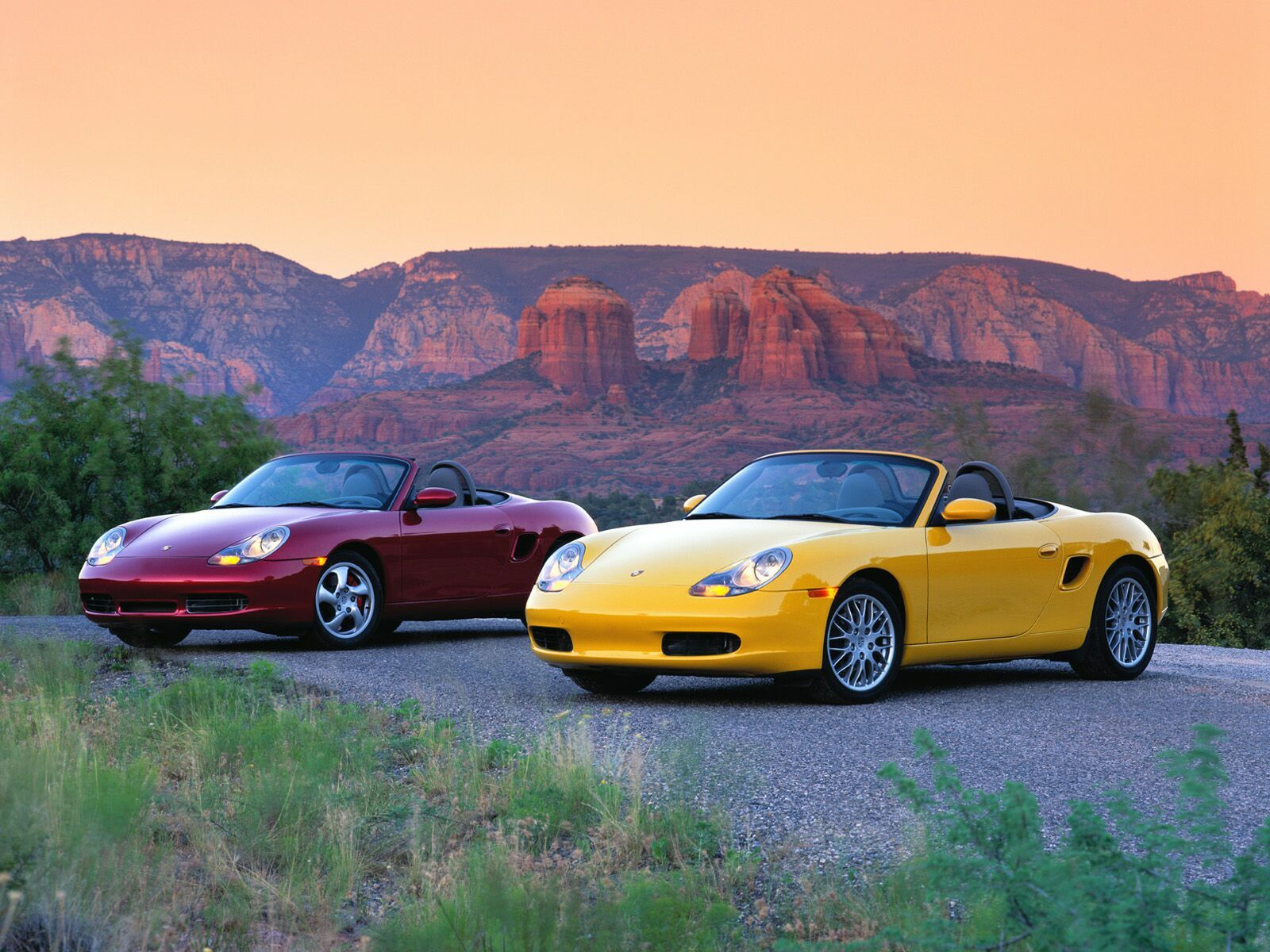 1996 - 2004 Porsche Boxster (986) | Top Speed. »