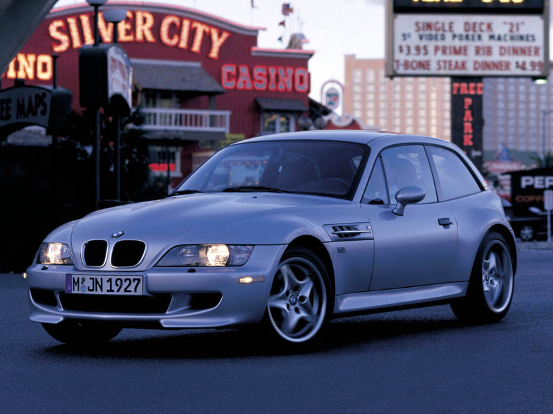 1998 - 2002 BMW M Coupe | Top Speed