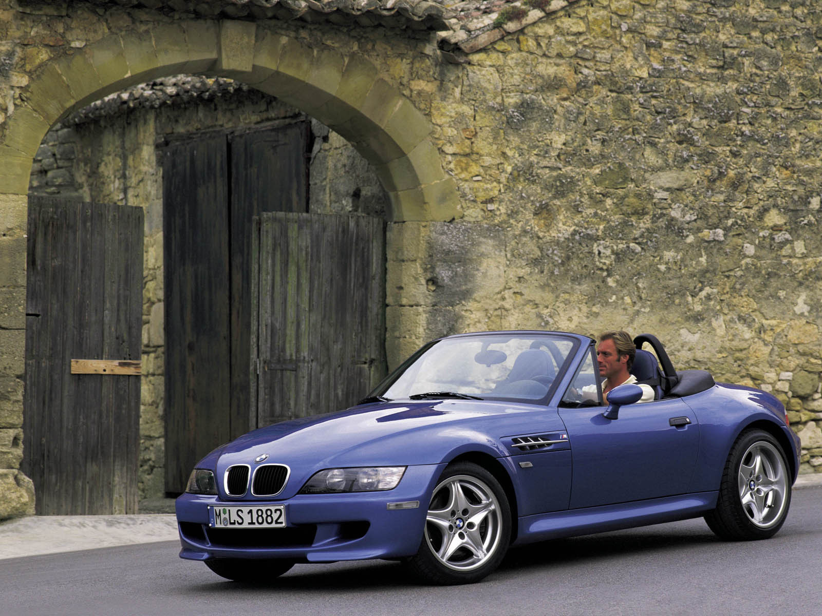 1998 - 2002 BMW M Roadster Review - Top Speed