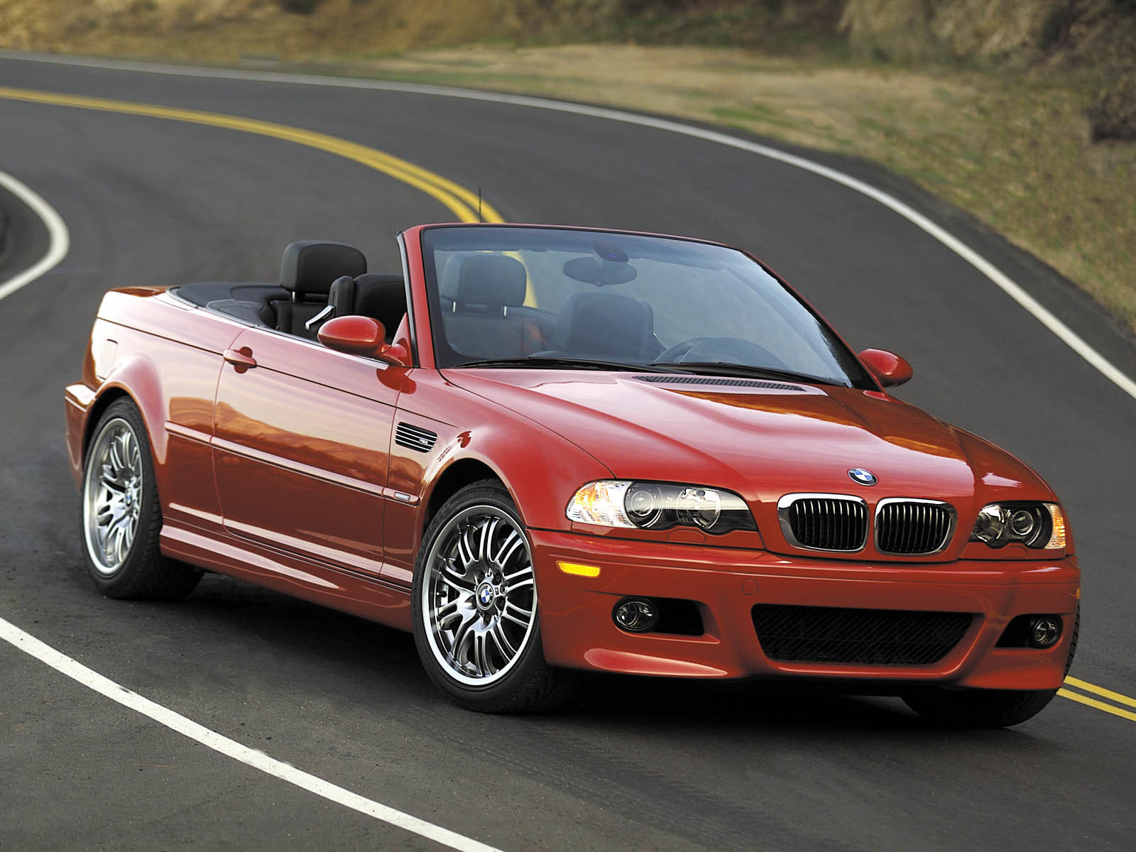 2001 - 2003 BMW M3 E46 Review - Top Speed