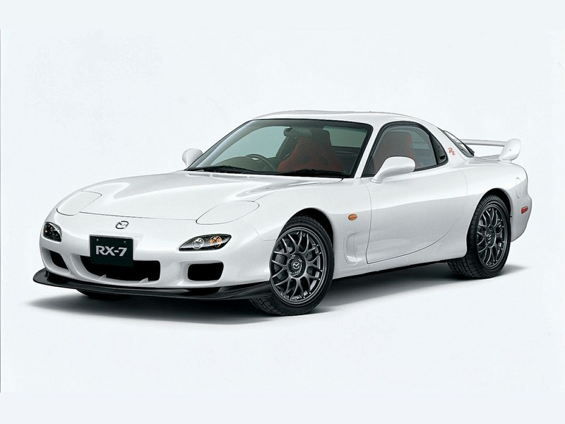 2001 Mazda RX7 | Top Speed