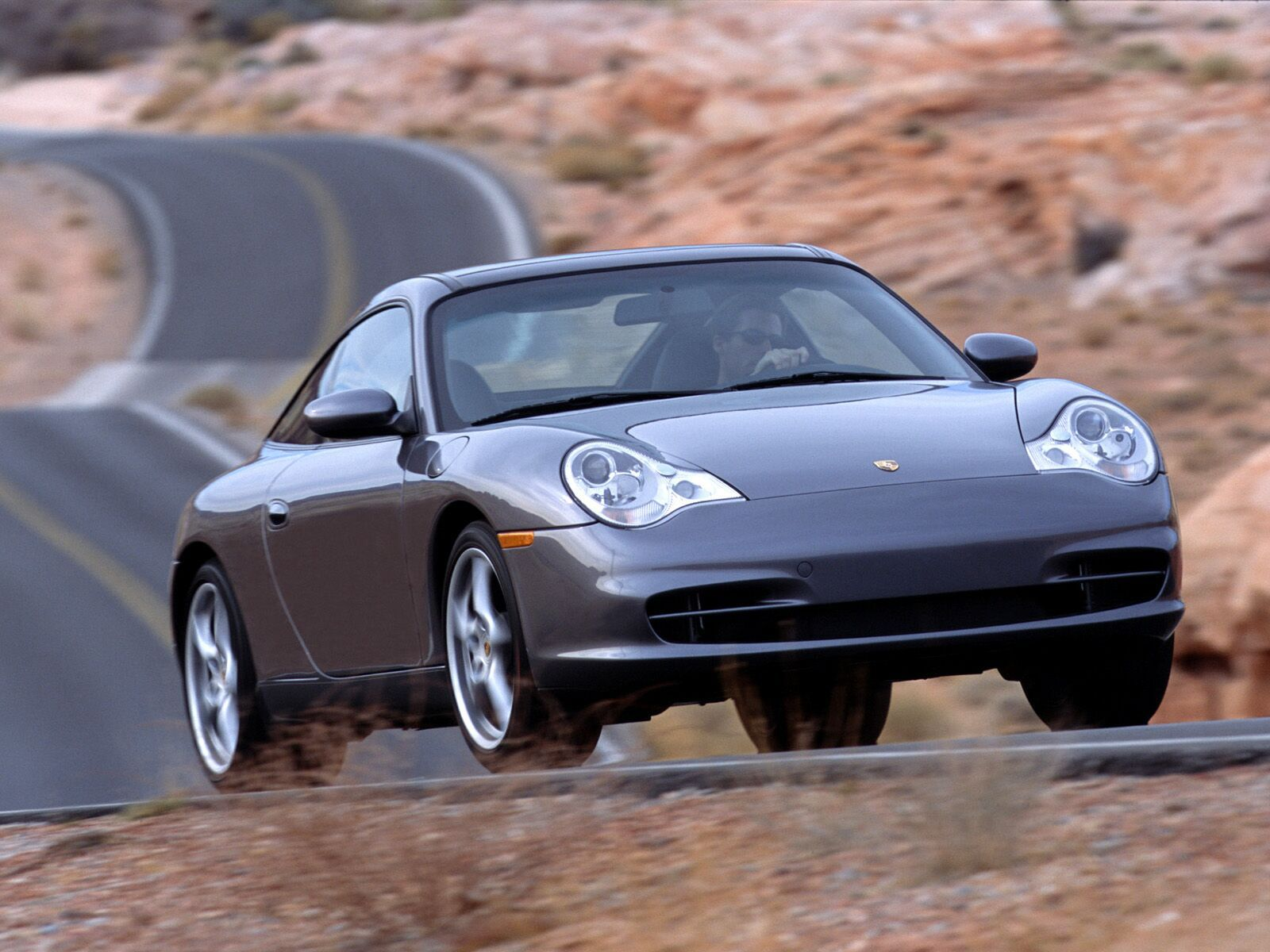 Who Makes Cadillac >> 2001 - 2004 Porsche Targa (996) | Top Speed
