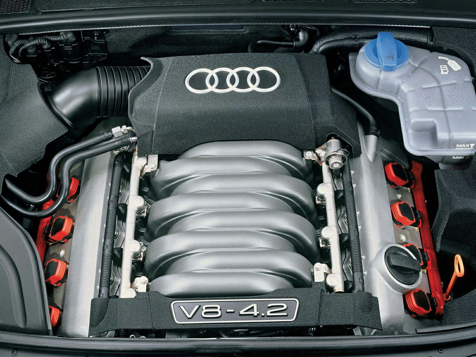 2003 2005 Audi S4 Top Speed