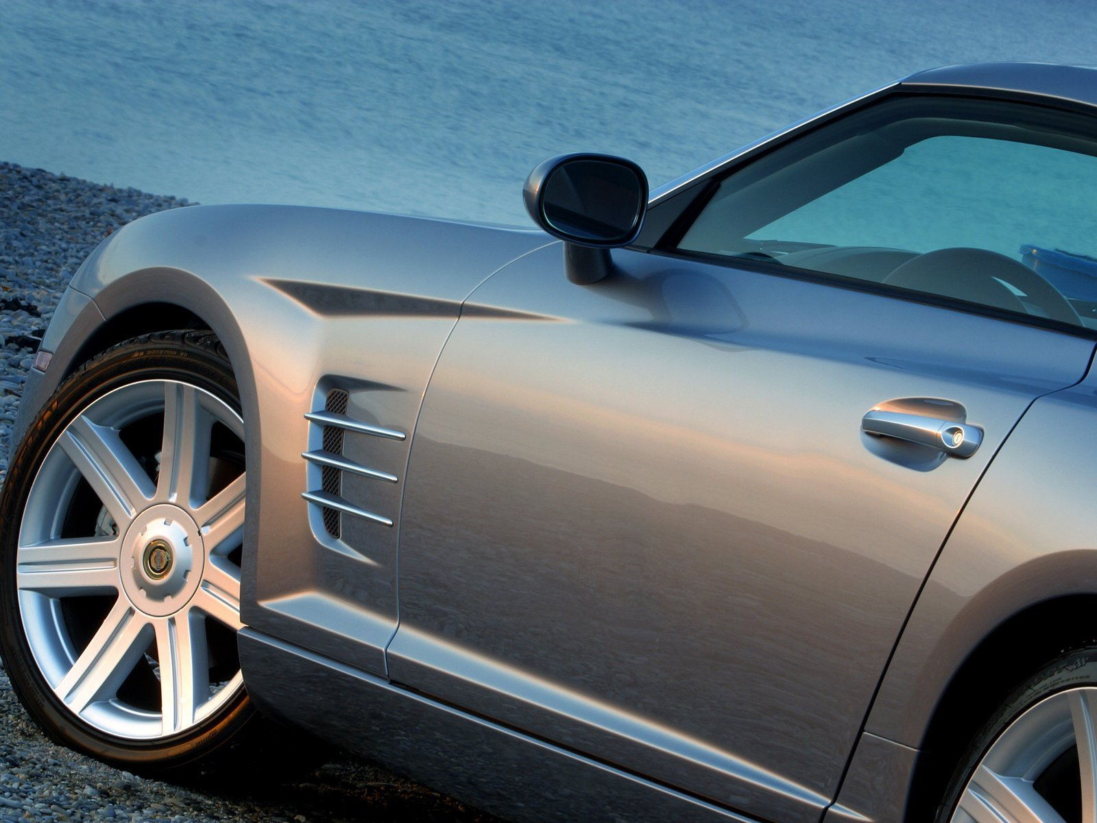 2003 Chrysler Crossfire | Top Speed