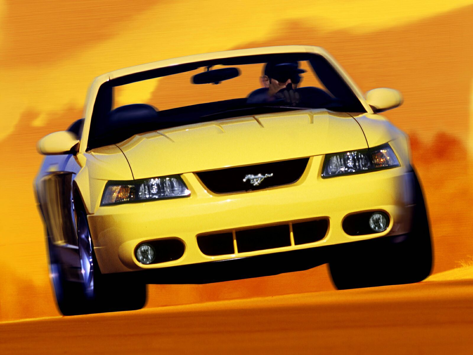 Ford Focus Svt For Sale >> 2003 - 2004 Ford SVT Mustang Cobra Pictures, Photos, Wallpapers. | Top Speed