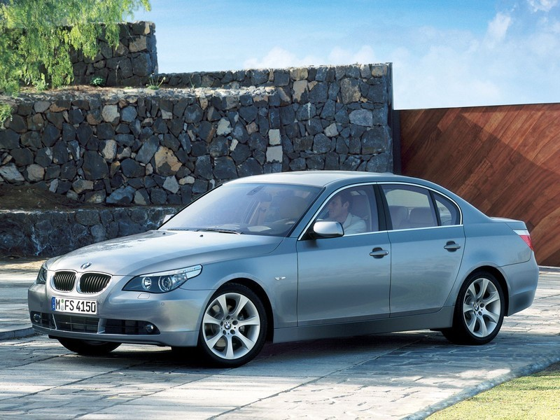 2004 - 2010 BMW 5-Series E60 Review - Top Speed