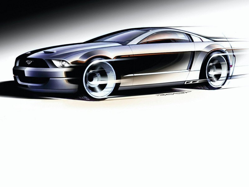2005 Ford Mustang Gt Top Speed