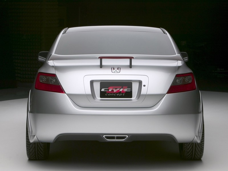 2005 honda civic si concept pictures photos wallpapers. Black Bedroom Furniture Sets. Home Design Ideas