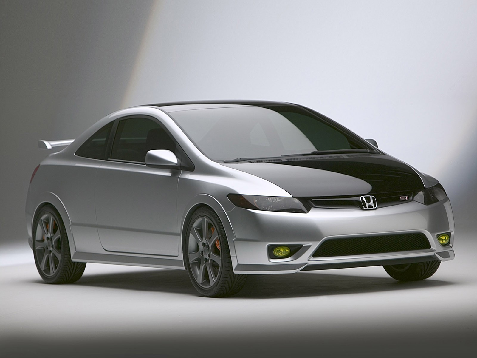 2005 honda civic si concept review top speed. Black Bedroom Furniture Sets. Home Design Ideas