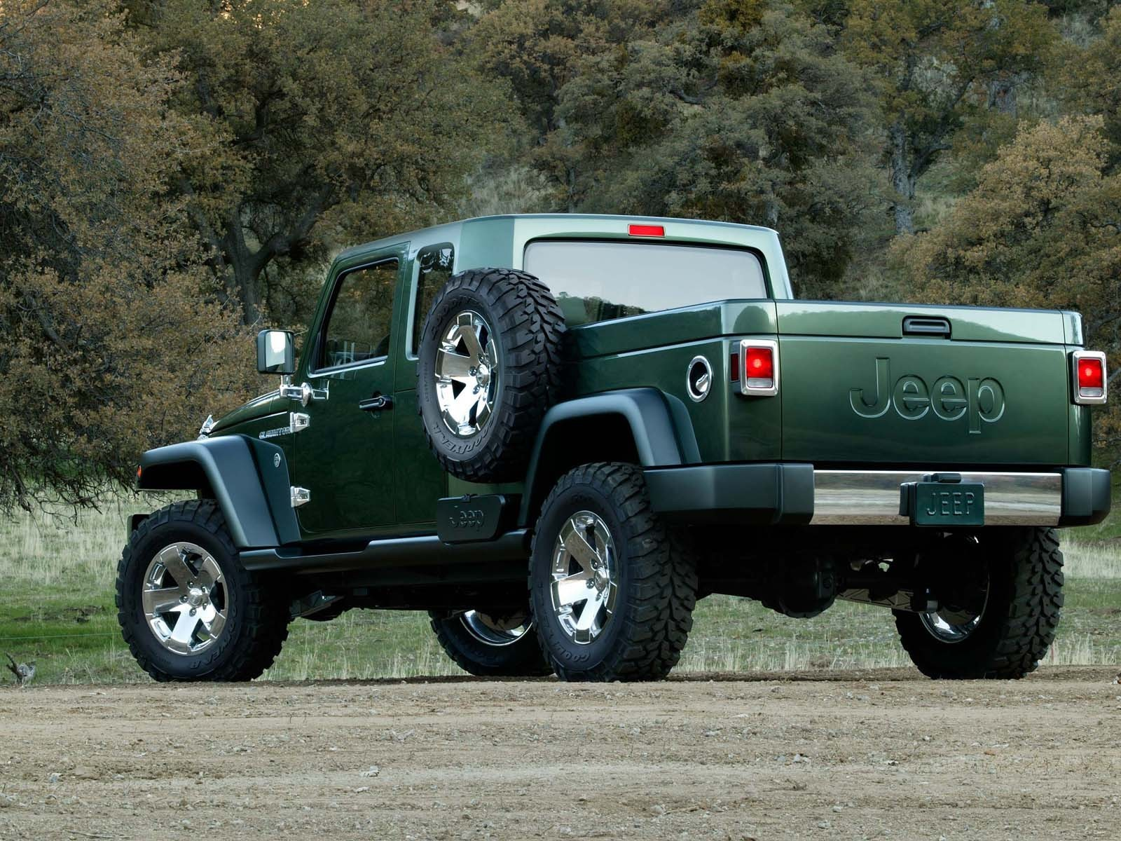 2016 Jeep Gladiator >> Visual Comparison Between The 2020 Jeep Gladiator And The