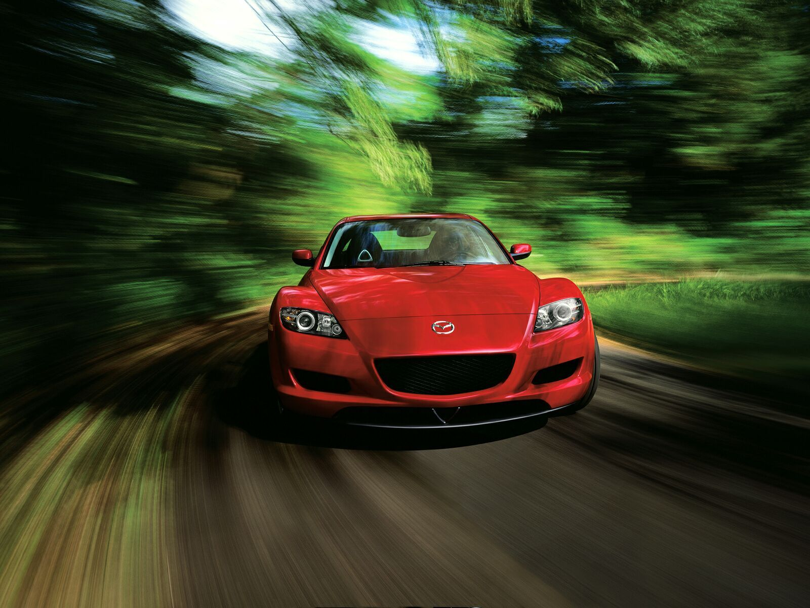 2005 mazda rx-8 review - top speed